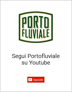 Segui Portofluviale su Youtube