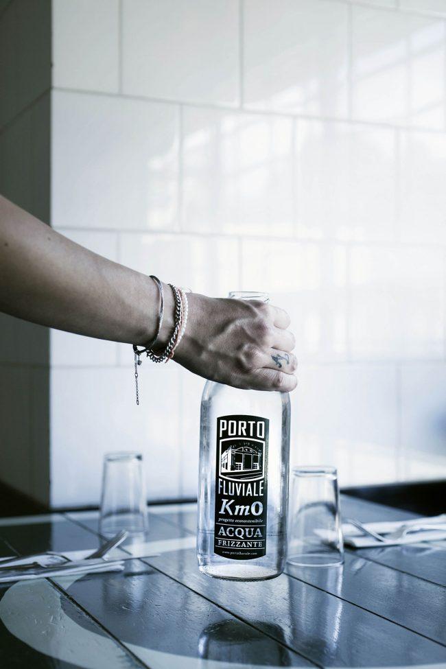 acqua km 0 portofluviale