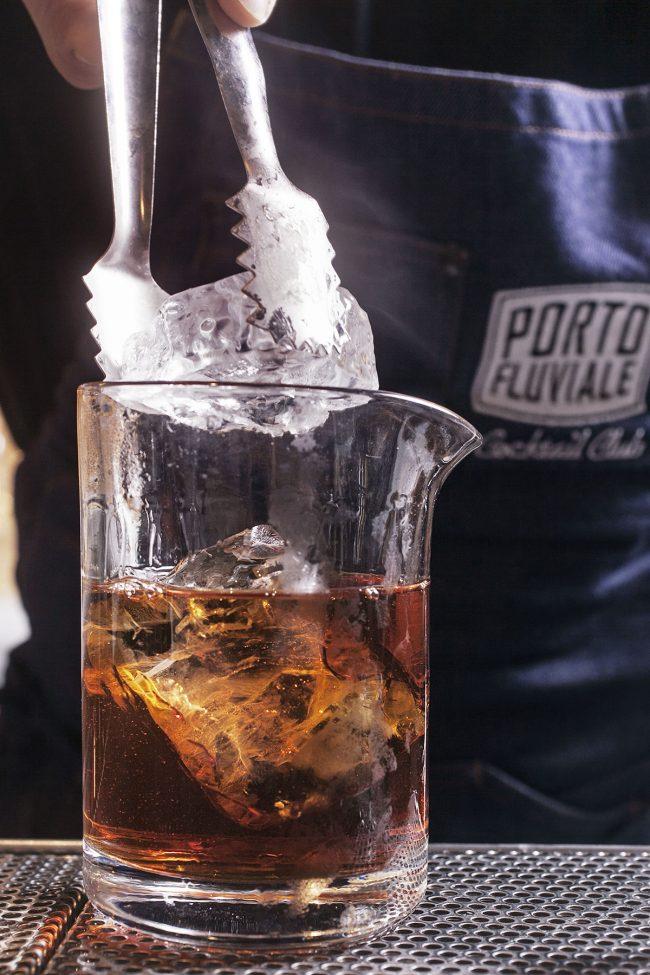 cocktail porto fluviale