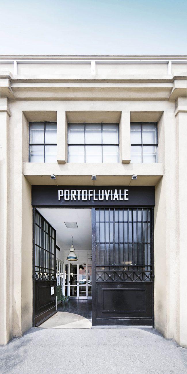 entrata portofluviale
